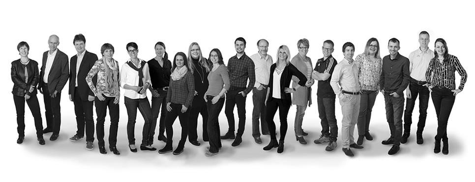 Gruppenbild Team